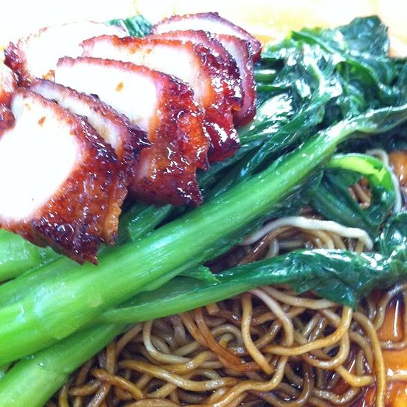 Wan Tan Mee @ Big Tree Restaurant