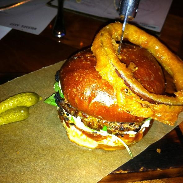 Brew Burger