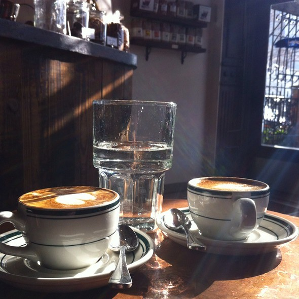 Machiattos @ Bluebird Coffee Shop