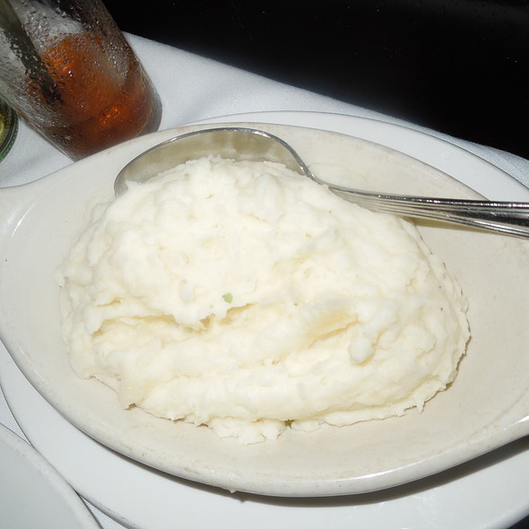 Mashed Potatoes - Superior's Steakhouse, Shreveport, LA