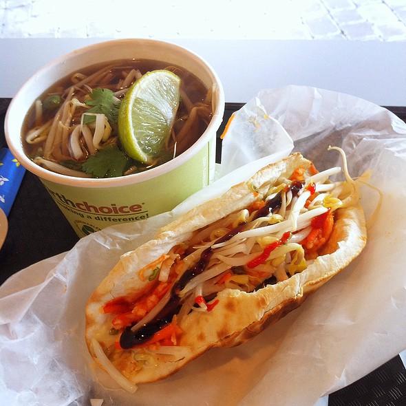 Vietnamese Taco & Pho @ Indochine Banh Mi
