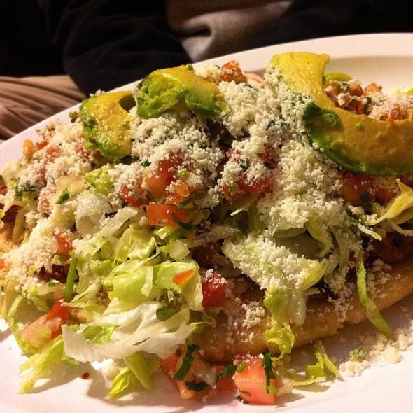 Pork Huaraches @ La Texanita Restaurant