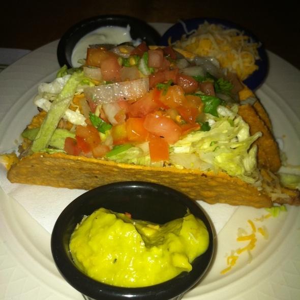 Tacos de Pollo @ Restaurant Pika Pika