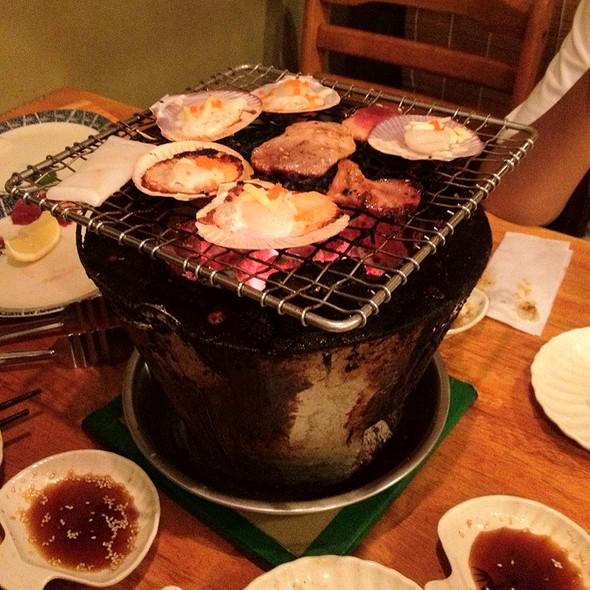 Japanese BBQ @ Restoran Yakiniku