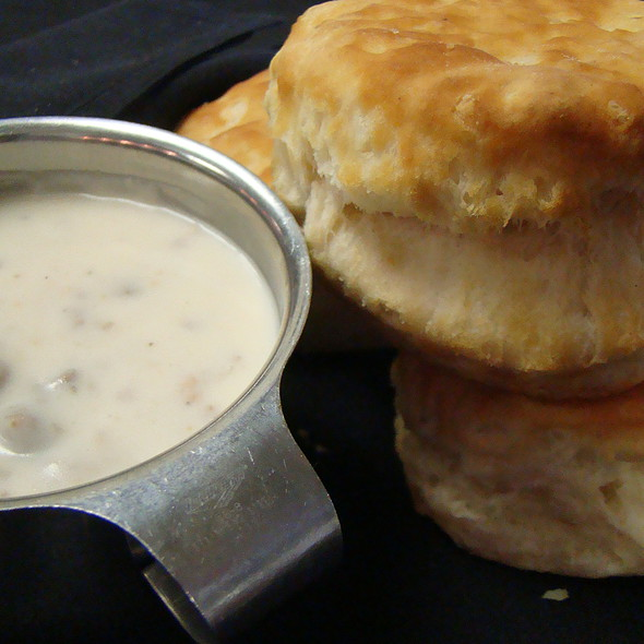 Biscuits and Gravy - Gulfstream Cafe