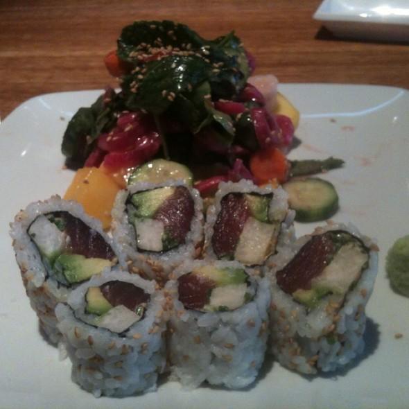 Tuna Sushi Salad @ Hillstone