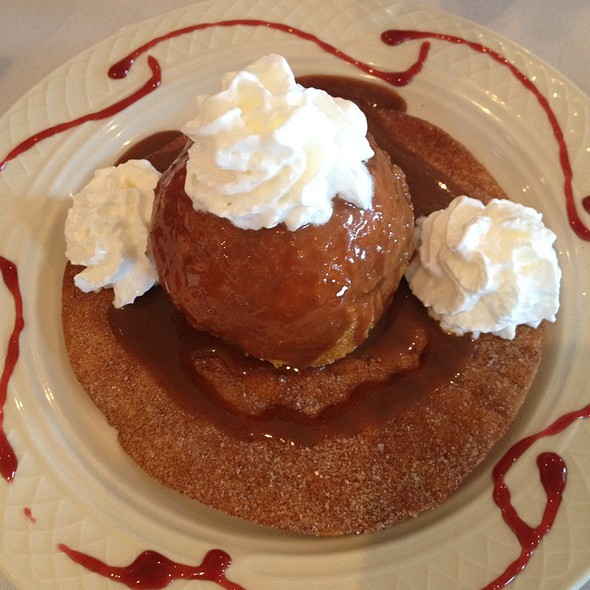 Fried Ice Cream - Mariachi Restaurant, Frederick, MD