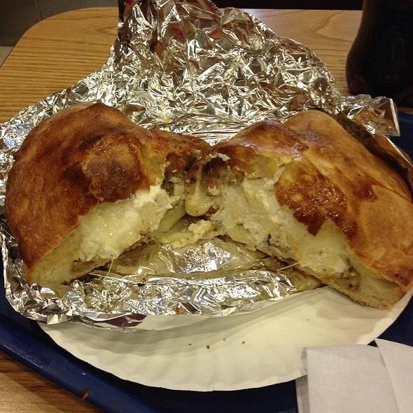 Garlic Knots @ Mama Tina's Pizzeria