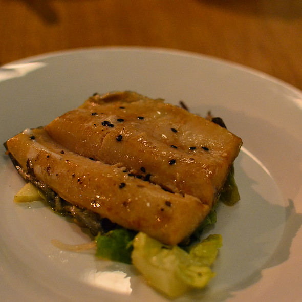 Tea Smoked Trout - Pasture, Richmond, VA