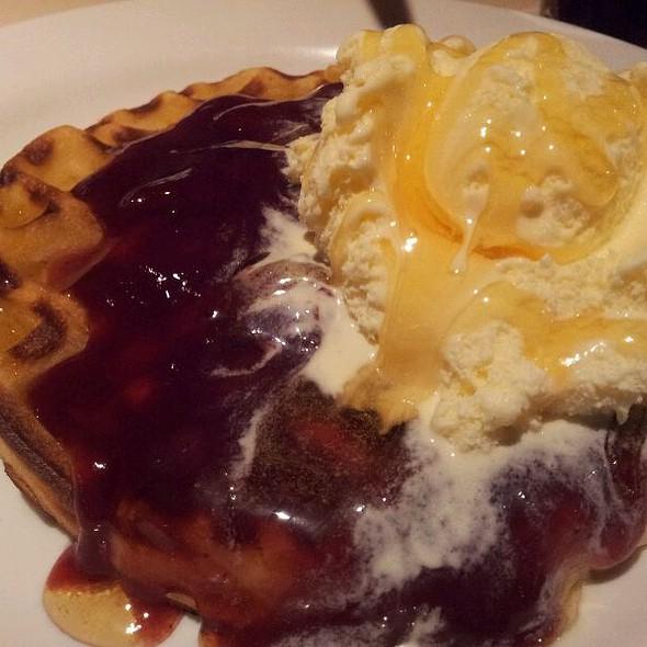 Waffle @ Pin-Up Burgueria