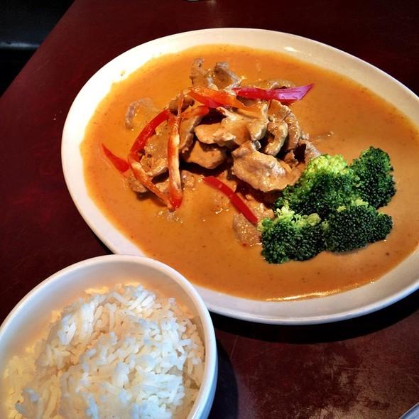 Penang Curry @ Sakoontra Restaurant