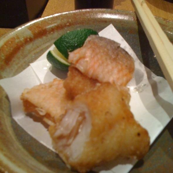 Deep Fried Snapper @ Baitna - At Home