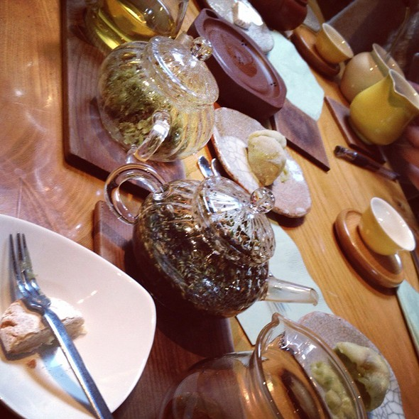 Assorted Teas @ Teance Fine Teas