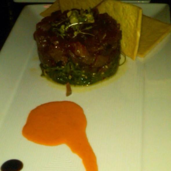 Tuna Tartare @ George's