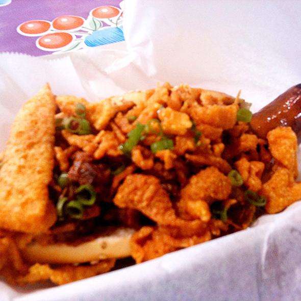 Frito Dog @ 4505 Meats (Ferry Building Thursday & Saturday Market)