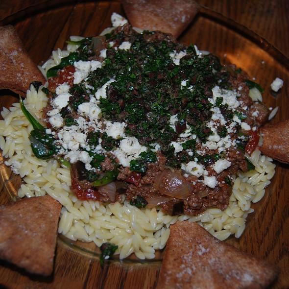 Greek Goulash @ Kitchen D'Lite