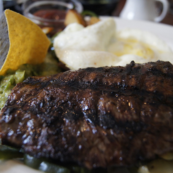 Steak and Eggs - La Palapa, New York, NY