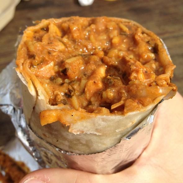 Masala Burrito