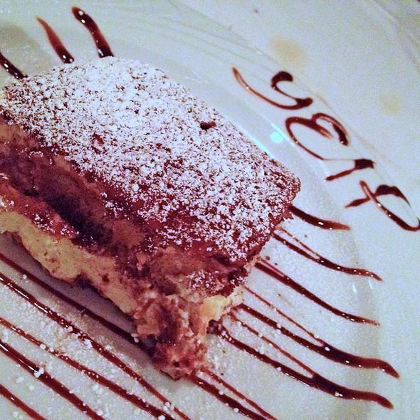 Tiramisu - Gourmet Italia, Temecula, CA