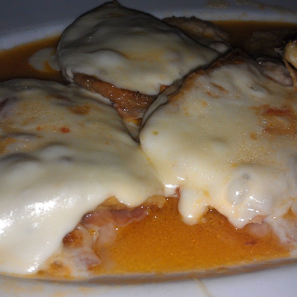 Veal Sorrentino @ Enzo's
