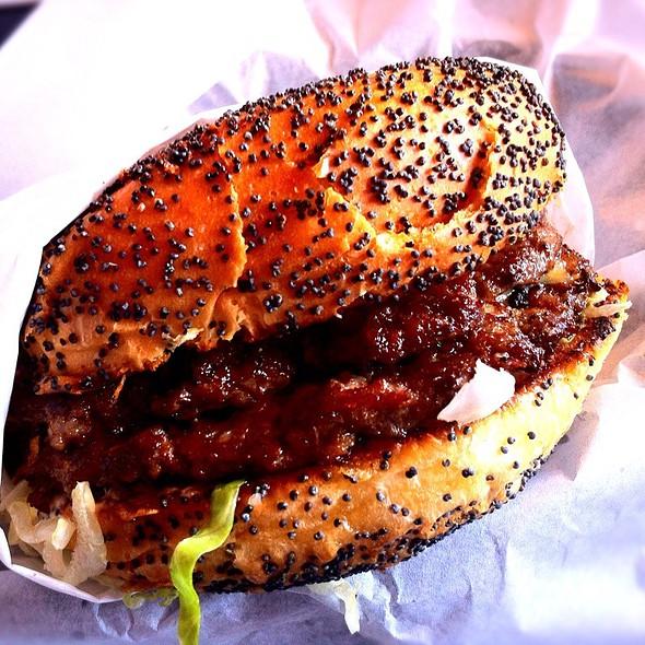 Jakes Special @ Jake's Hamburgers