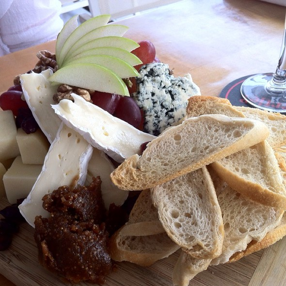Cheese Board @ Morgans Restaurant