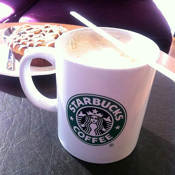 Chai Latte @ Starbucks Coffee