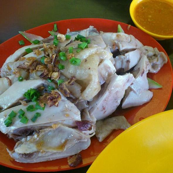 Steamed Chicken @ nasi ayam gemas