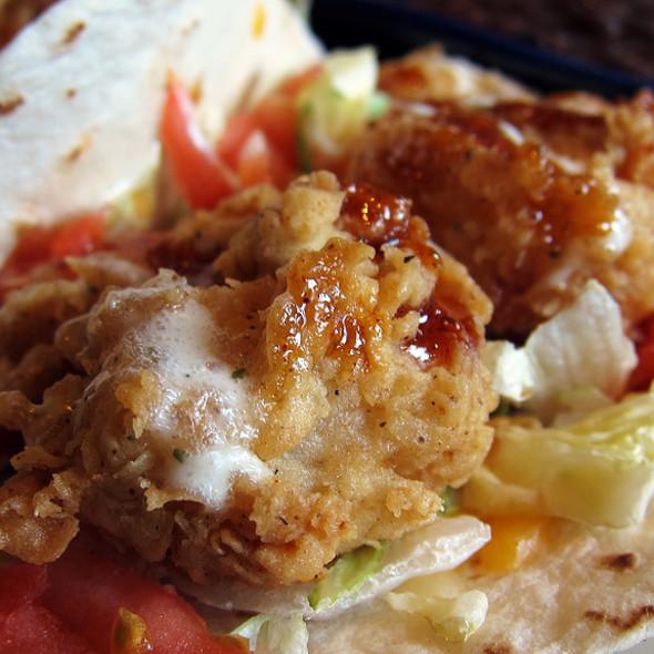 fish tacos @ Chili's Grill & Bar