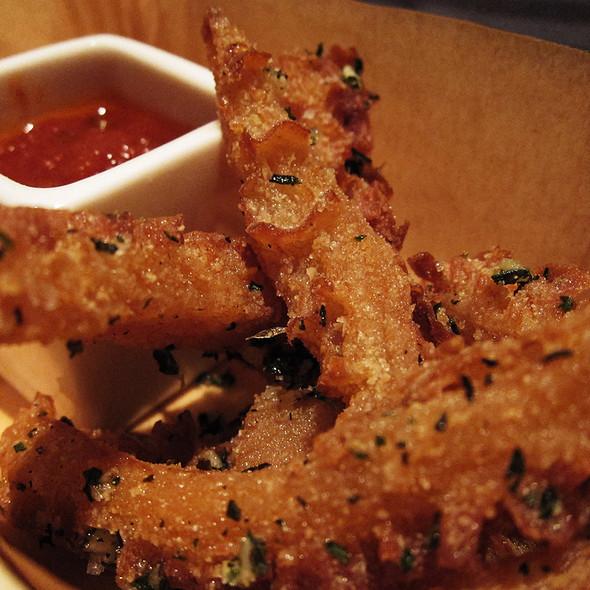 Tripe frittes @ Pelagia Trattoria Tampa Restaurant