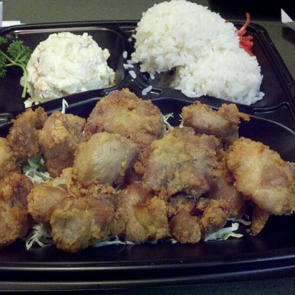 Hawaiian Fried Chicken @ Kings Hawaiian the Local Place