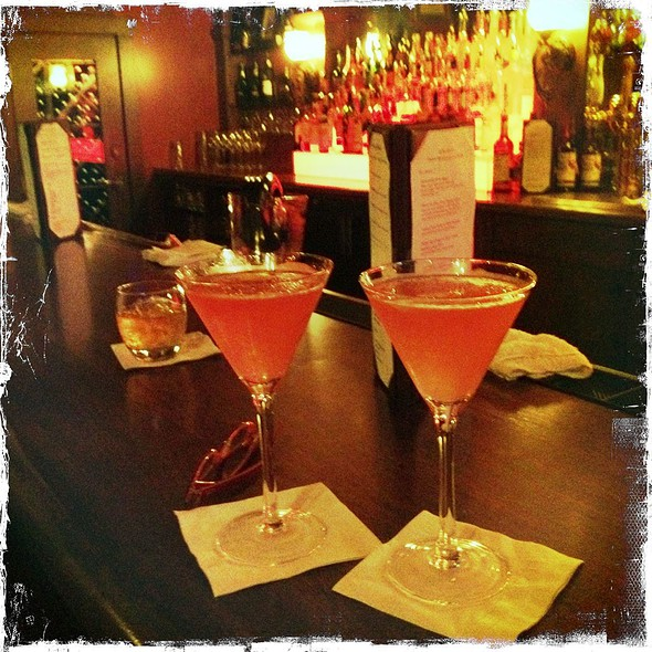 Cosmopolitans - The Palace Restaurant and Saloon, Santa Fe, NM