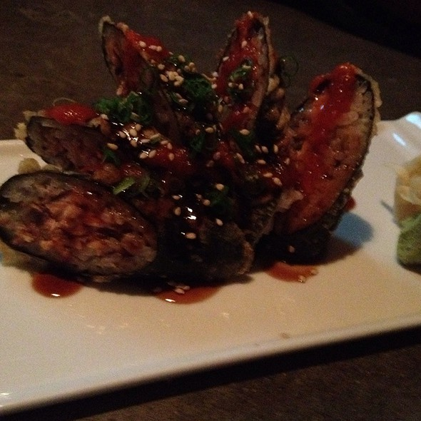 Super Dynamite Roll @ Blowfish Sushi To Die For