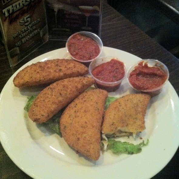 Mozzarella Sticks @ Village Pourhouse