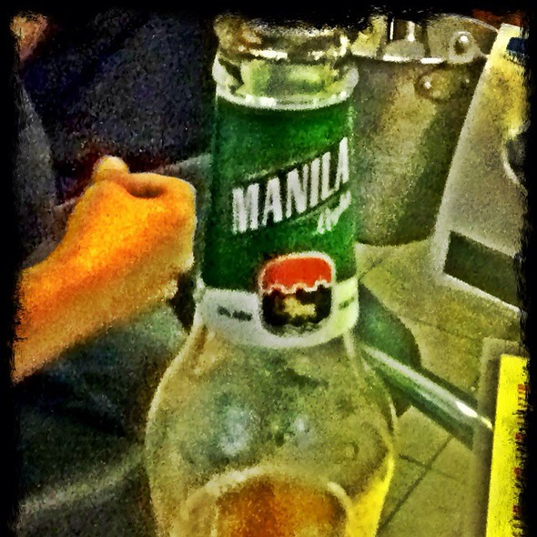 Manila Light Beer