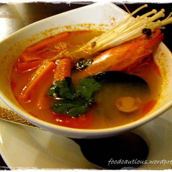 Tom Yum @ Le Bangkok