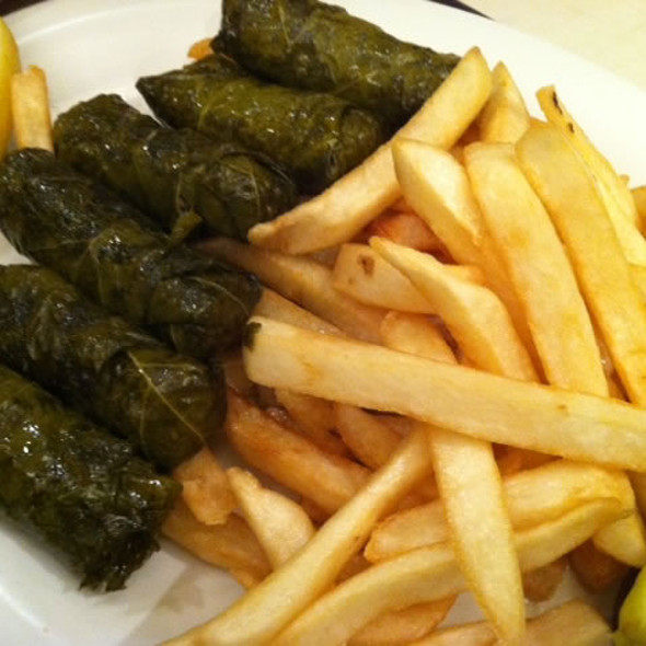 Meat Dolmathes