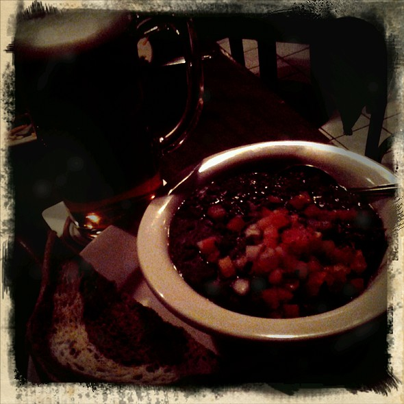 Black Beans And Rice @ The OtherSide