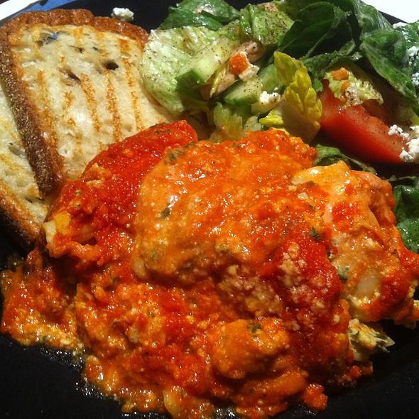Meat Lasagna @ Paulie's