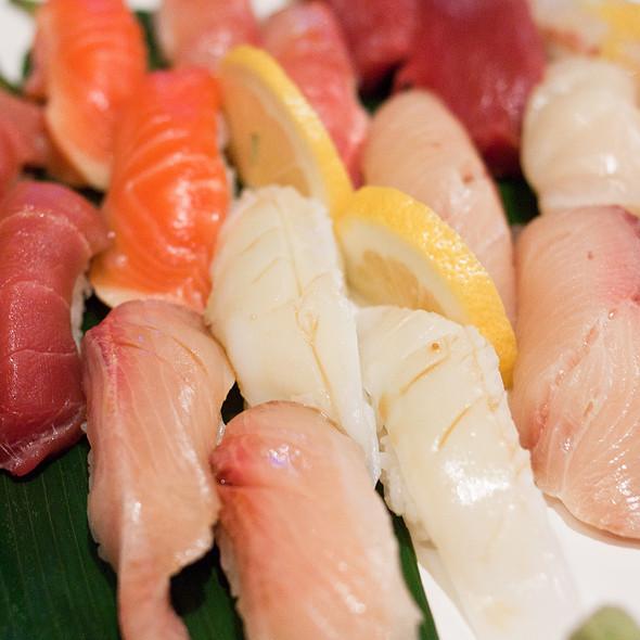 Sushi @ Yuzu