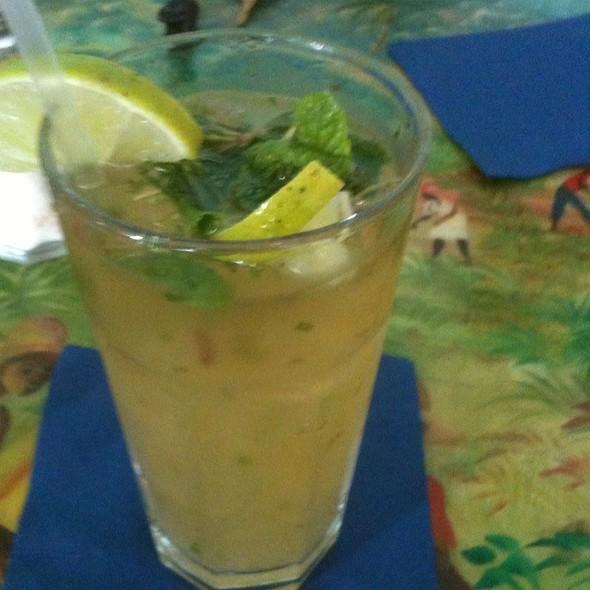 Mojito @ Tap Tap Haitian Restaurant