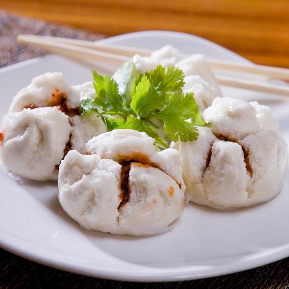 Pork Buns @ Noodles Asian Restaurant At Pala Casino Spa & Resort