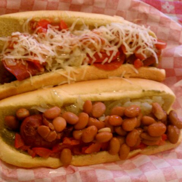 My Cousin Vinnie & The Texican  @ King's Court Frankfurter Express