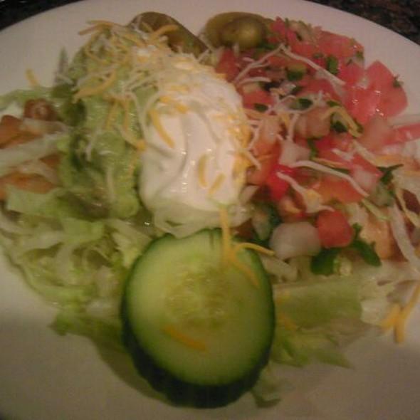 Chicken Fluatas  @ El Sotano Grill