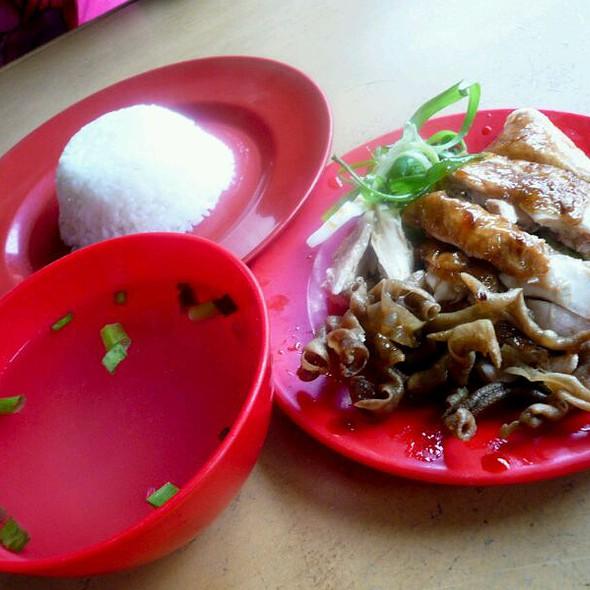 Chicken Rice @ Wilson Chicken Rice