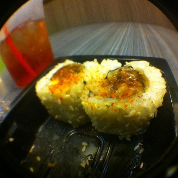Spicy Beef Maki @ Tokyo Tokyo - Sm Bacoor