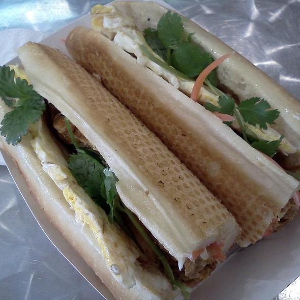 Rotisserie Chicken Sandwich @ Oc Poultry Market & Rotisserie
