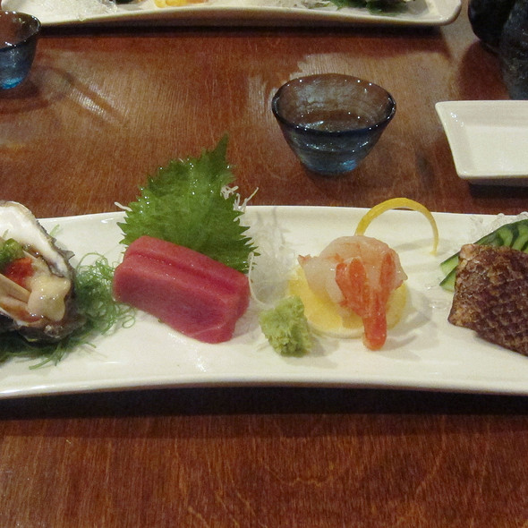 Sushi @ Sushi of Gari 46
