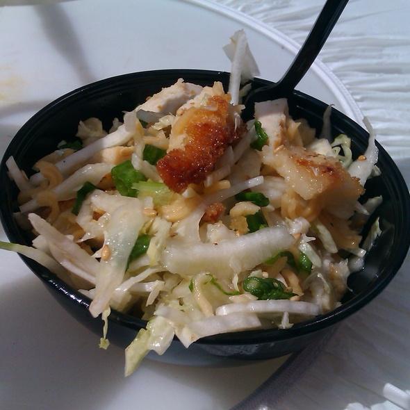 Oriental Salad @ Kona Grill, Austin, TX