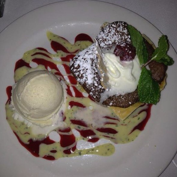 Dessert - 350 Main Brasserie, Park City, UT